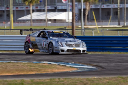 Cadillac CTS-V Race Car