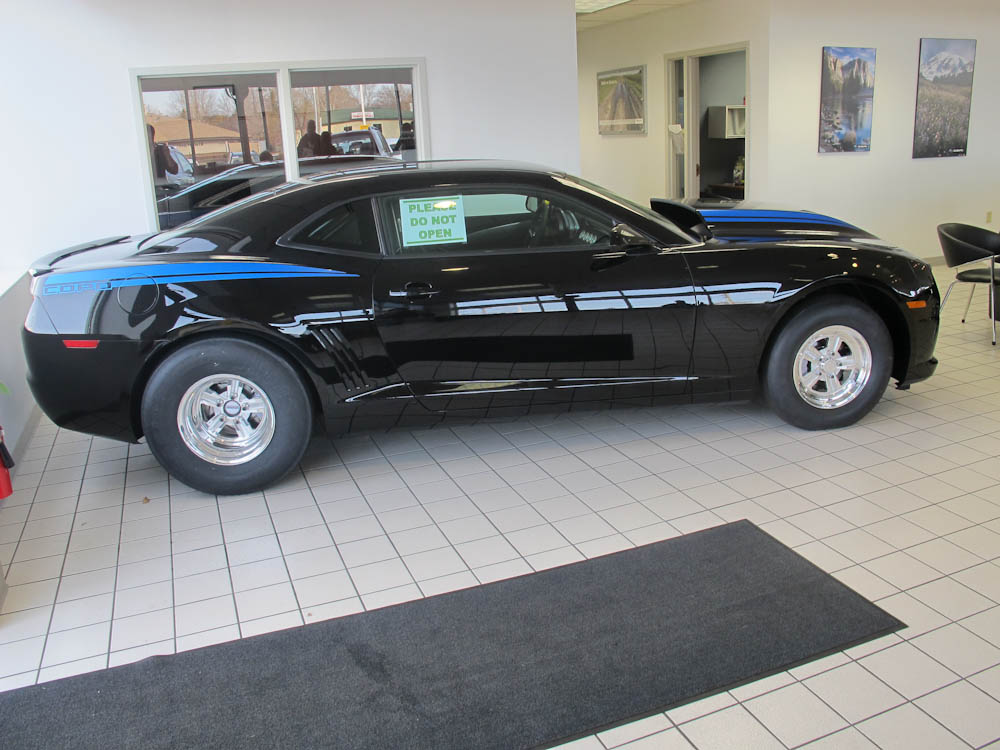 2012 Copo Camaro  Morries Brooklyn Park  Morries Automotive