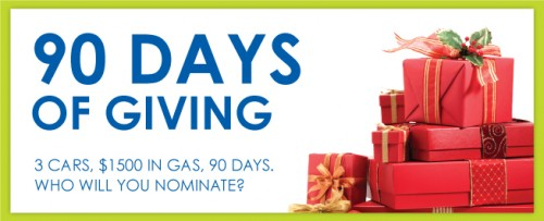 90-Days of Giving