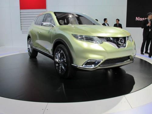 Nissan Hi-Cross Hybrid Concept