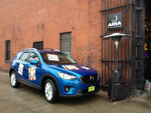 Bash for Nash-Mazda CX-5