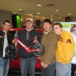 Dylan Schneider - Strider Donation