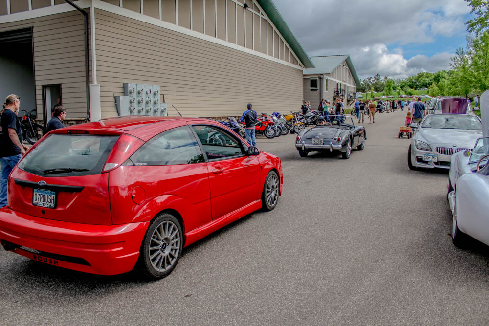 June  Cars And Coffee Chanhassen