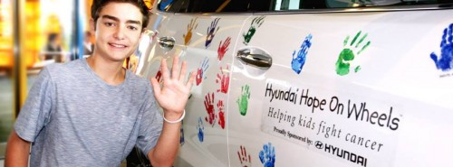 Hyundai Hope on Wheels