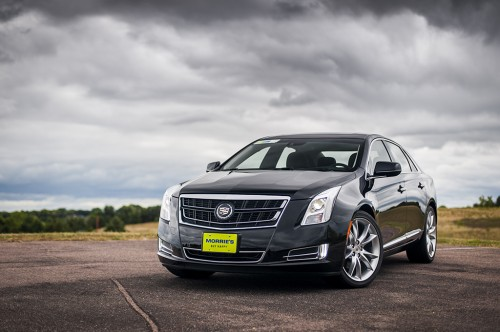 Morries Used Cars >> 2014 Cadillac XTS Vsport - Test Drive - Morrie's Auto Group