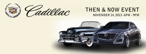 Morrie's Cadillac Then & Now Event