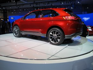 Ford Edge Crossover Concept