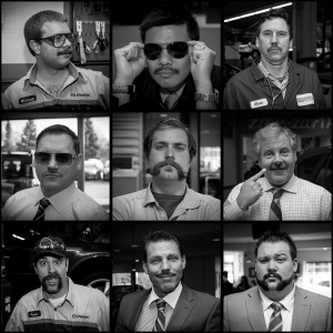 Movember Best 'Stache Group2