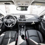 2014 Mazda3 Grand Touring Interior