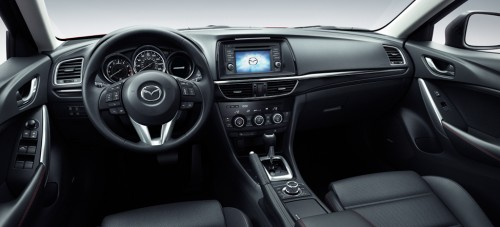 2015 Mazda6 Interior
