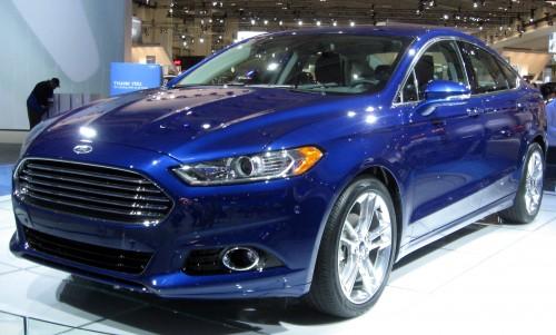 2013 Ford Fusion Energi Hybrid