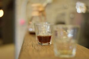 Morrie's visits Dogwood Coffee Company