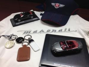 MLA accessories