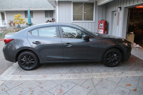 Diy Project Plasti Dip Your Mazda Wheels For Winter Morrie S