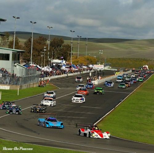 My Experience Racing At The 25 Hours Of Thunderhill