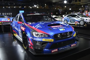 2015 Subaru WRX STI N24 - Photo courtesy of AutoBlog.com