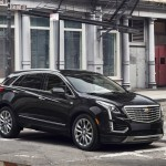 2017 Cadillac XT5 luxury crossover