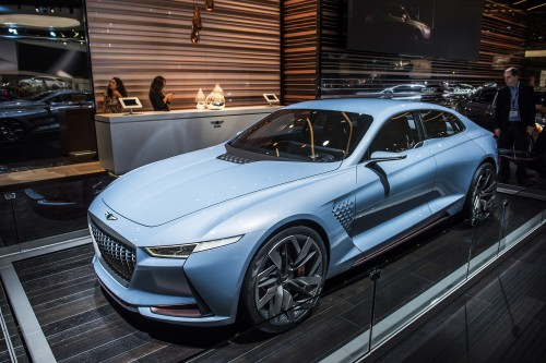 Best In Show: The 2016 New York International Auto Show