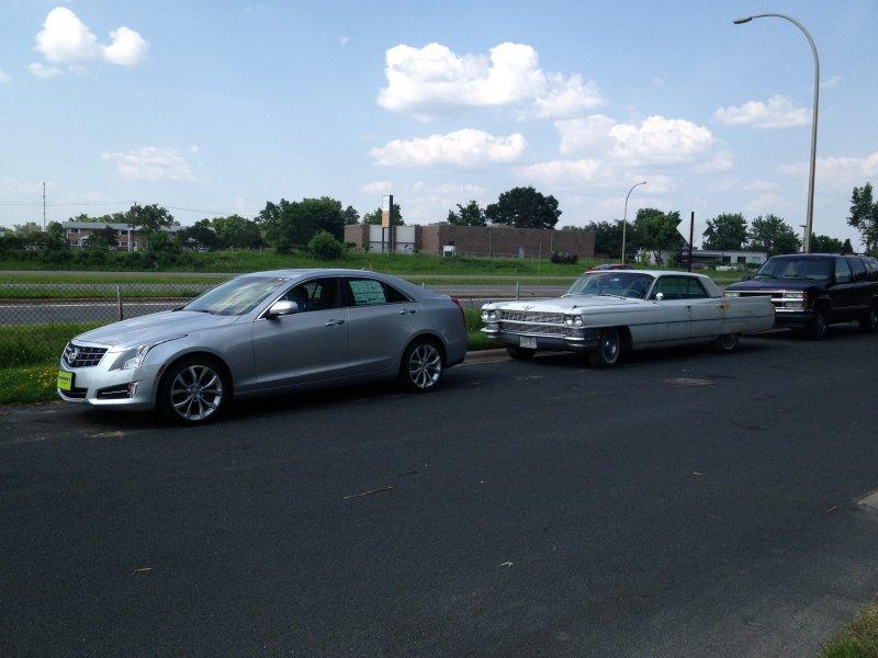 Your Grandma's Cadillac No More