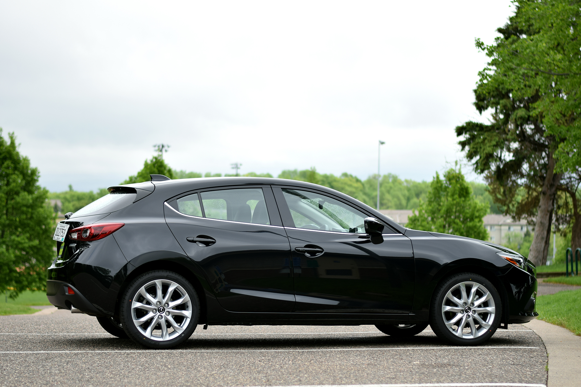 Test Drive: 2014 Mazda3 s-Grand Touring - Morrie's Auto Group2014 Mazda 3 Hatchback Black