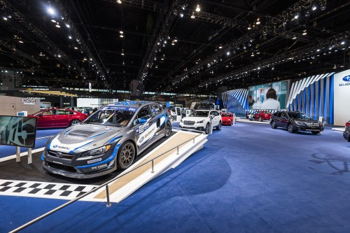 The Best Of The Rest Heres What We Liked At The Chicago Auto - Car show chicago today