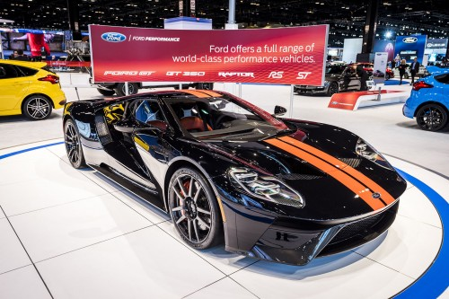 Morries Tackles The Windy City Chicago Auto Show - Car show chicago today