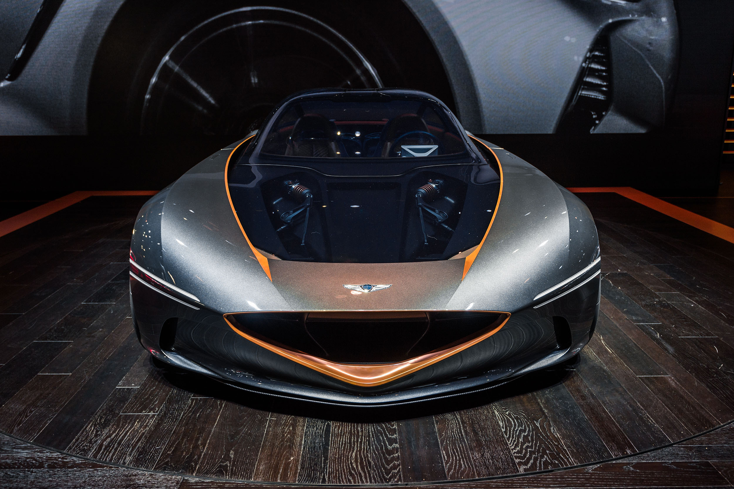 Highlights From The New York International Auto Show 2018